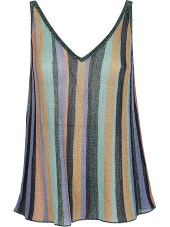 M Missoni Striped Cami Top