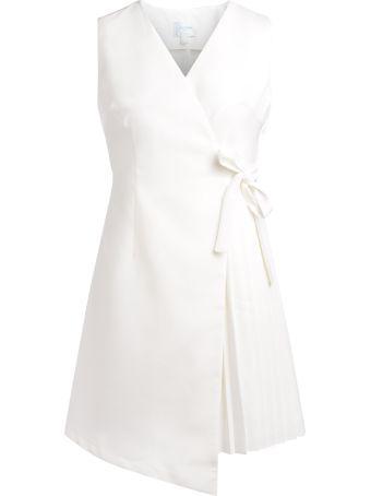 Jovonna Angelou White Dress