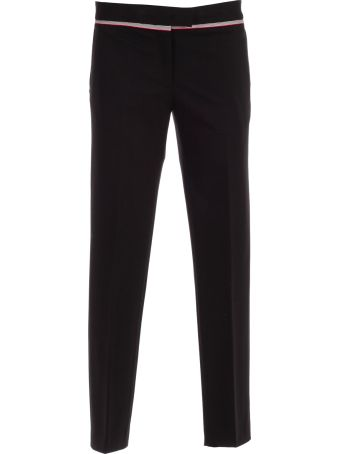 PS by Paul Smith Cigarette Cropped Trousers