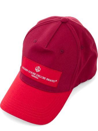 Golden Goose Deluxe Brand Brand Logo Hat
