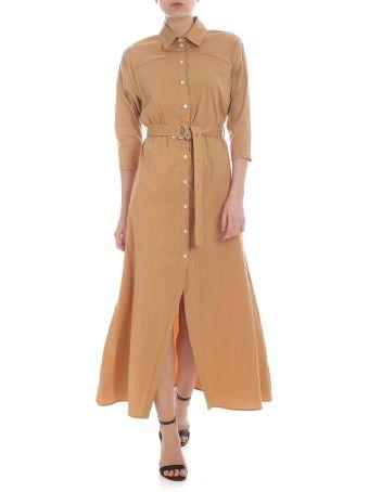 Patrizia Pepe Maxi-shirt Dress