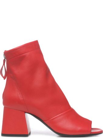 Vic Matié Vic Matiè Peep-toe Ankle Boot