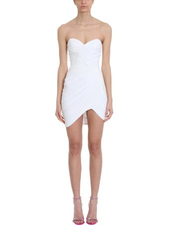 Alexandre Vauthier Fitted Mini Dress