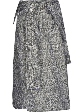 Faith Connexion Tweed Shirt Skirt