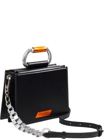 HERON PRESTON Carabinier Leather Bag