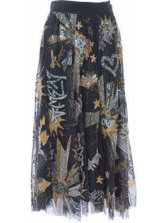 Amen Longuette Skirt