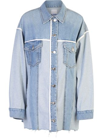 SJYP Denim Jacket