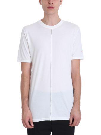 Damir Doma White Cotton T-shirt