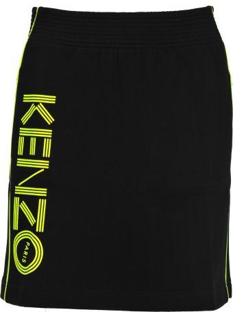 Kenzo Felpa Skirt