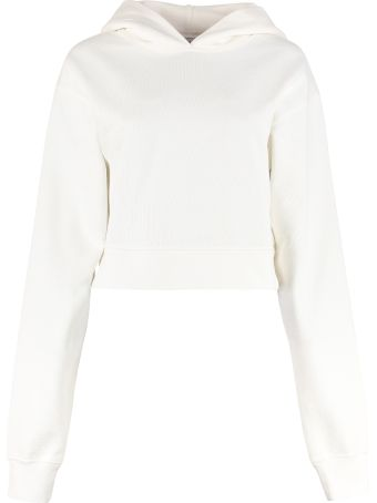 Artica Arbox Hooded Cropped Sweatshirt