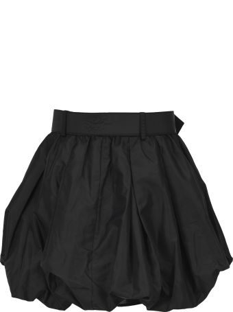 self-portrait Self Portrait Taffeta Shorts