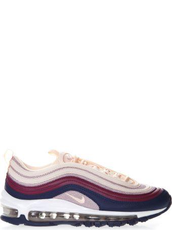 Nike Nike Air Max 97 Multicolor Leather & Mesh Sneaker