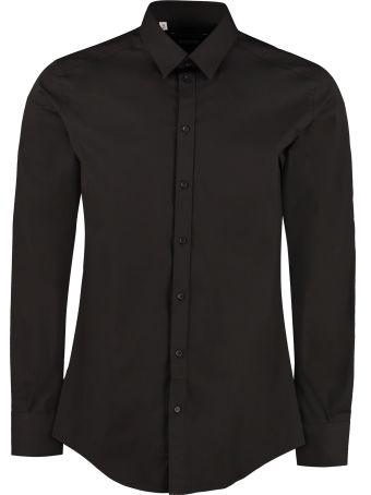 Dolce & Gabbana Classic Italian Collar Cotton Shirt
