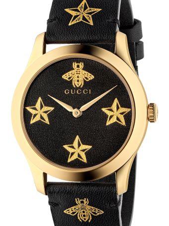 Gucci 'g-timeless Garden Le Marché Des Merveilles' Watch