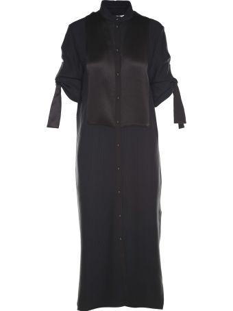 Victoria Victoria Beckham Tuxedo Shirt Dress