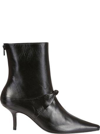Dorateymur Tied Detail Boots