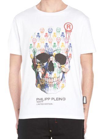 Philipp Plein 'skulls' T-shirt
