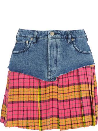 VETEMENTS School Girl Skirt