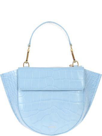 Wandler Hortensia Mini Horizon Shoulder Bag
