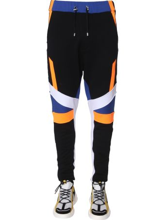 Balmain Graphic Pants