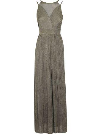 M Missoni Pleated Dress