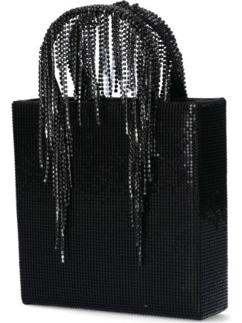 Kara Chain Mail Tote Bag