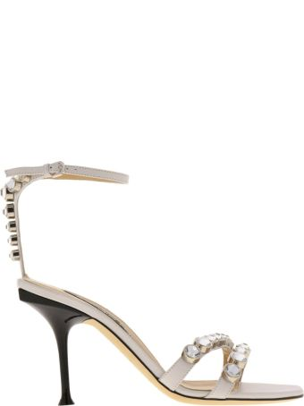 Sergio Rossi Heeled Sandals Shoes Women Sergio Rossi