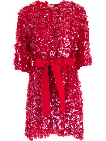Parosh P.a.r.o.s.h. Belted Dress