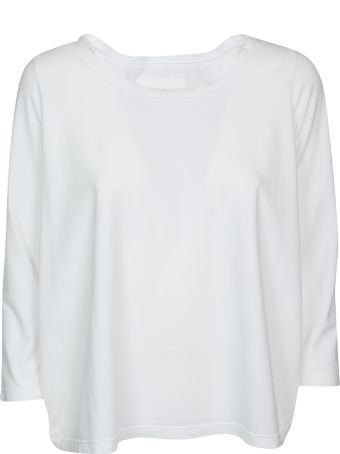 Labo.Art Wide Neck T-shirt