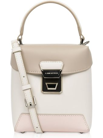 Lancaster Paris Claudia Mini Box Bag