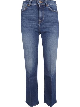 7 For All Mankind Classic Jeans