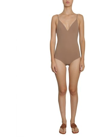 Tory Burch Marina One-piece Swimsuit