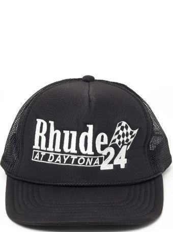 Rhude 'trucker Daitona' Cap