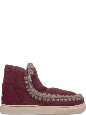 Mou Prune Mini Eskimo Low Boot