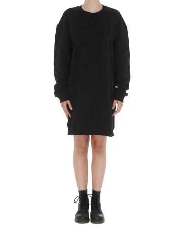 McQ Alexander McQueen Swallow Dress