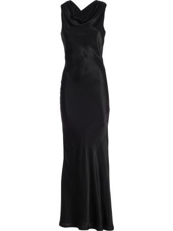 SEMICOUTURE Erika Cavallini Sleeveless Maxi Dress