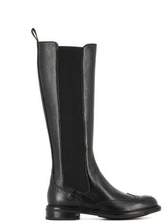 Santoni Brogue Boot