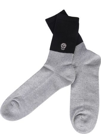 Alexander McQueen Kull Socks