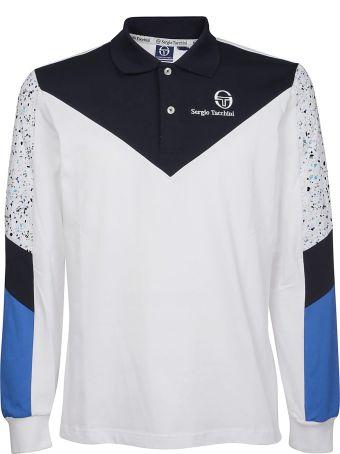 Sergio Tacchini Logo Polo Shirt