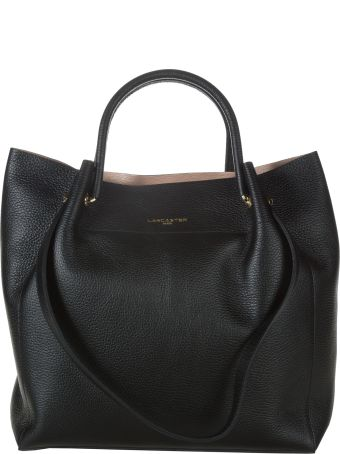Lancaster Paris Lancaster Black Tote Bag