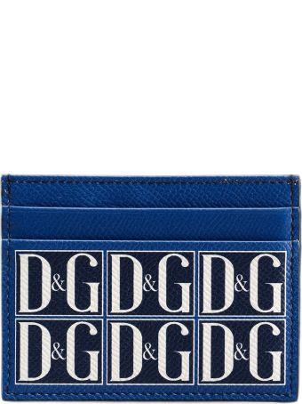 Dolce & Gabbana Printed Card Holder