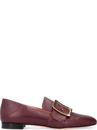 Bally Janelle Leather Loafers