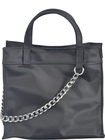 Kara Side Pocket Detail Tote