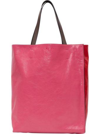Marni Museo Soft Shopping Bag