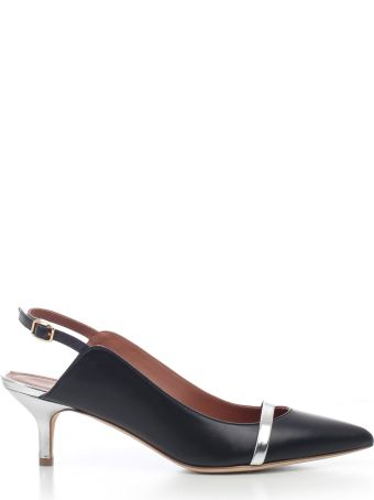 Malone Souliers Metallic Detail Pumps