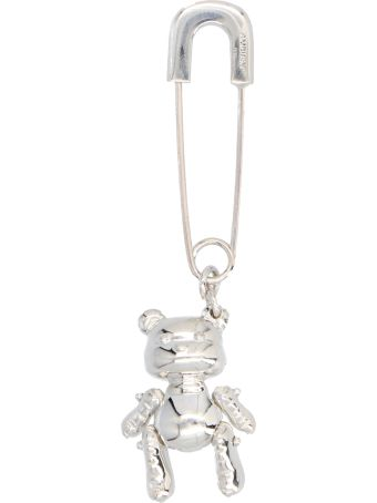 AMBUSH 'teddy Bear' Earrings