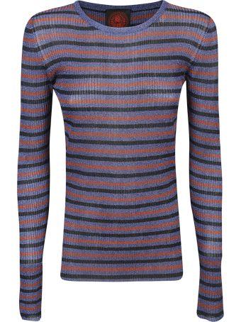 Happy Sheep Striped Sweater
