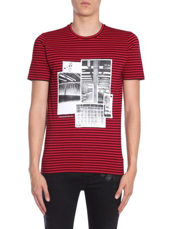 Diesel Black Gold Ty-industrial T-shirt