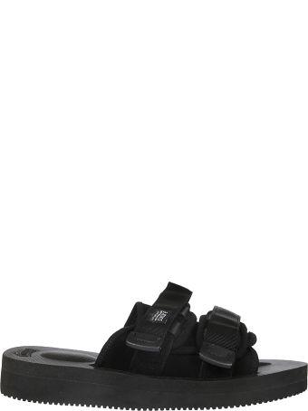 SUICOKE Buckled Sandals