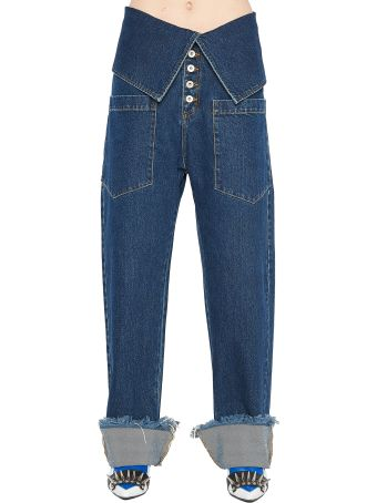 Marques'Almeida 'fisherman' Jeans